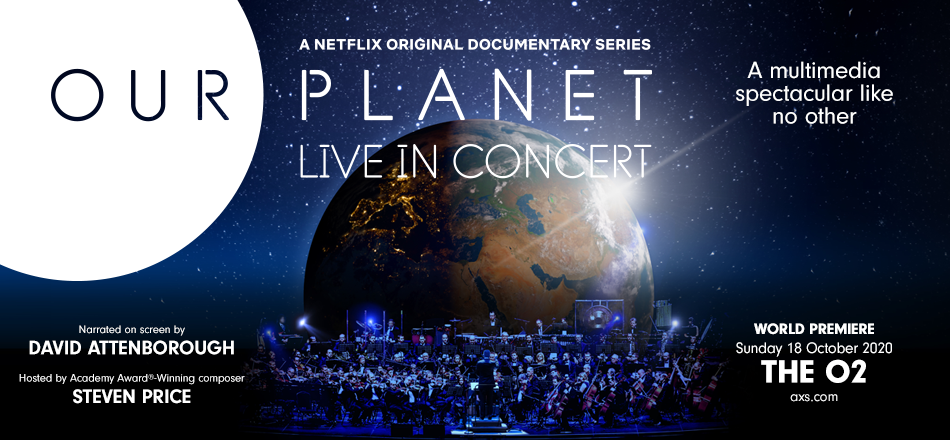 Our Planet: Live in Concert