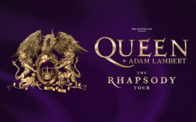 QUEEN: The Rhapsody Tour